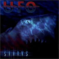 [U.F.O. Sharks Album Cover]