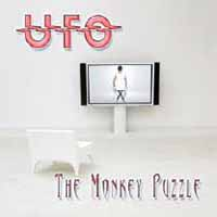 U.F.O. The Monkey Puzzle Album Cover