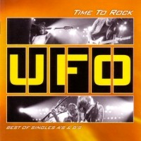 [U.F.O. Time to Rock Album Cover]