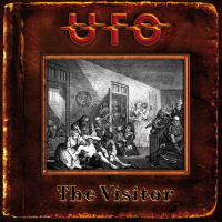 [U.F.O. The Visitor Album Cover]