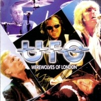 [U.F.O. Werewolves of London Album Cover]