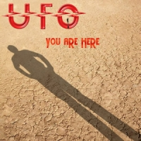 [U.F.O. You Are Here Album Cover]