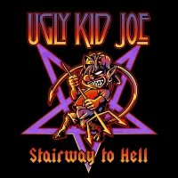 Ugly Kid Joe Stairway To Hell Album Cover