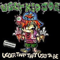 [Ugly Kid Joe Uglier Than They Used Ta Be Album Cover]