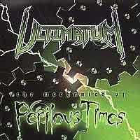 [Ultimatum The Mechanics of Perilous Times Album Cover]