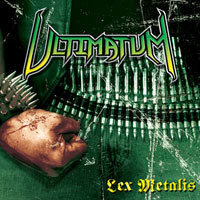[Ultimatum Lex Metalis Album Cover]
