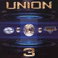[Compilations Union 3 Album Cover]