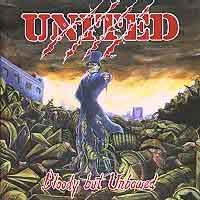 [United Bloody But Unbowed Album Cover]