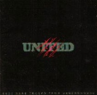[United Best Rare Tracks from Underground Album Cover]
