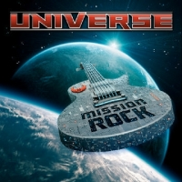 Universe Mission Rock Album Cover
