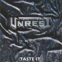 [Unrest Taste It Album Cover]