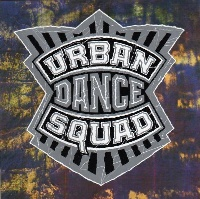 [Urban Dance Squad Mental Floss for the Globe Album Cover]