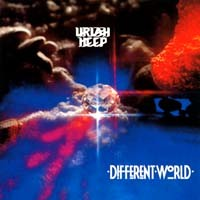 Uriah Heep Different World Album Cover