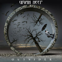 [Uriah Heep Outsider Album Cover]
