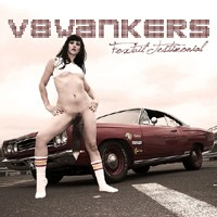 [V8 Wankers Foxtail Testimonial Album Cover]