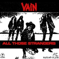 Vain All Those Strangers Album Cover