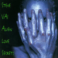 [Steve Vai Alien Love Secrets Album Cover]
