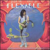 [Steve Vai Flexable Album Cover]