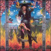 [Steve Vai Passion and Warfare Album Cover]