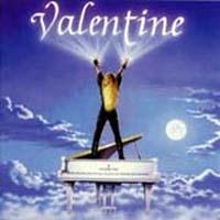 Robby Valentine Valentine Album Cover