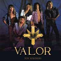 [Valor Toy Soldiers Album Cover]