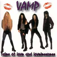 Vamp Tales of Love and Lovelessness Album Cover