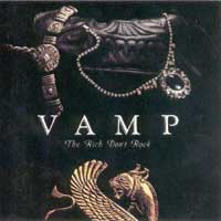 Vamp The Rich Don't Rock Album Cover