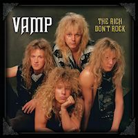 [Vamp The Rich Don't Rock - Deluxe Edition Album Cover]