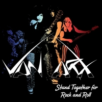 [Van Arx Stand Together For Rock and Roll Album Cover]