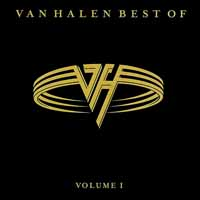 [Van Halen Best of, Volume I Album Cover]