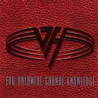 Van Halen For Unlawful Carnal Knowledge Album Cover