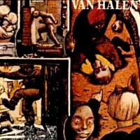 [Van Halen Fair Warning Album Cover]