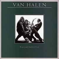 [Van Halen Women and Children First Album Cover]
