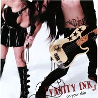 [Vanity Ink On Your Skin Album Cover]