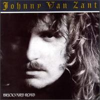 [Johnny Van Zant Brickyard Road Album Cover]