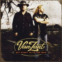 [Van Zant Get Right With the Man Album Cover]