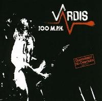 [Vardis 100 M.P.H. Album Cover]