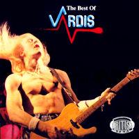 [Vardis The Best Of Vardis Album Cover]