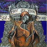 [Various Artists Best of Metal Massacre Album Cover]