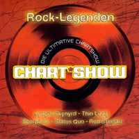 [Compilations Die ultimative Chartshow - Rock-Legenden Album Cover]