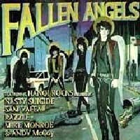 Fallen Angels Fallen Angels Album Cover