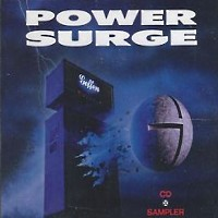 [Compilations Geffen Power Surge CD Sampler Album Cover]