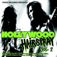 [Compilations Hollywood Hairspray Vol. 2 Album Cover]