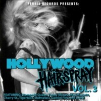 [Compilations Hollywood Hairspray Vol. 3 Album Cover]