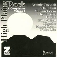 [Compilations High Plains Rock - Vol. 1 Album Cover]