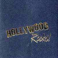[Compilations Hollywood Rocks! Album Cover]