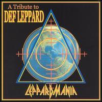 [Tributes Leppardmania - A Tribute to Def Leppard Album Cover]