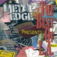[Compilations Metal Edge Presents: The Best Of L.A. Album Cover]