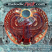[Compilations MelodicRock.Com Cd 2 - The Beast Inside Album Cover]