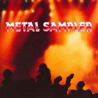[Compilations Metal Sampler - Vol. 1 Album Cover]